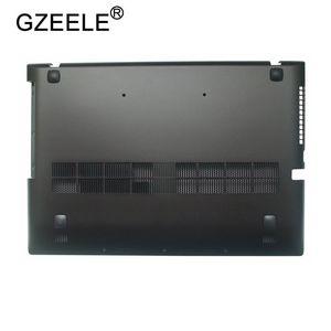 Image 1 - GZEELE חדש עבור Lenovo Z500 P500 תחתון בסיס כיסוי מקרה תחתון תחתון מקרה בסיס מארז D כיסוי מקרה פגז