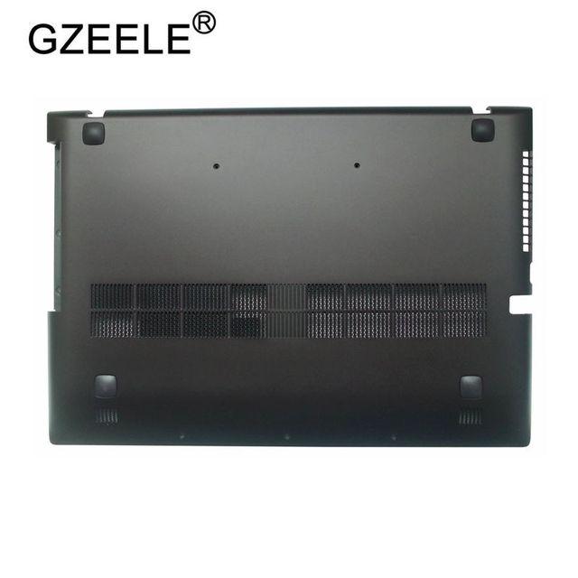 GZEELE חדש עבור Lenovo Z500 P500 תחתון בסיס כיסוי מקרה תחתון תחתון מקרה בסיס מארז D כיסוי מקרה פגז