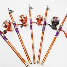 Buy Telescopic Fishing Rod 2.1 / 2.4 / 2.5 / 3.0 / 3.6 m rod superhard carbon sea rod sea rod suit throwing