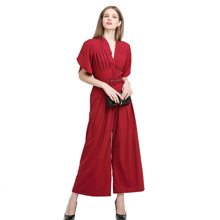 27ae6f81b50 Designer Jumpsuits Plus Size
