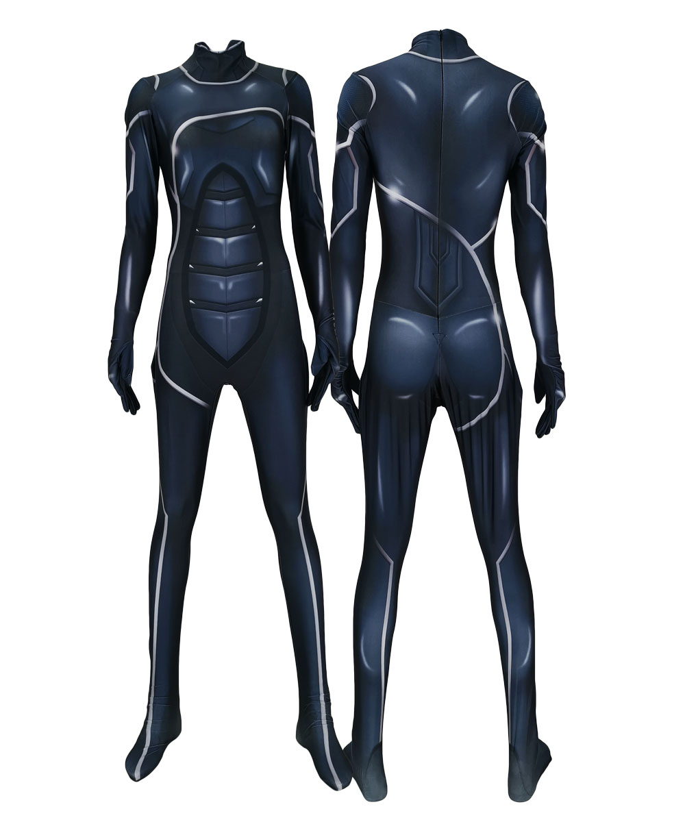 spiderman black cat costume - HD1000×1200