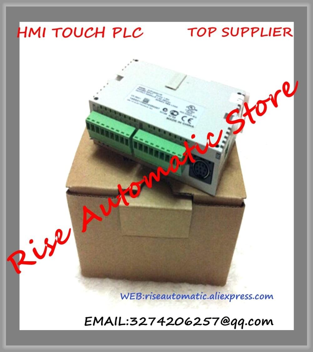 New Original Programmable Controller Module DVP12SA211T PLC 24VDC 8DI 4DO transistor plc programmable logic controller module and 3 5 inch hmi learning plan hmi plc