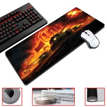 World of Tanks Padmouse 30x90cm wot pad to Mouse Notbook Computer Mousepad Popular Gaming Mouse Pad Gamer to Laptop Mouse Mat