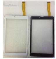 Free Film New 7 Inch EXEQ P 1011 Tablet Touch Screen Digitizer Glass Panel Replacement Free