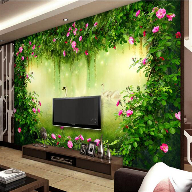 Behang per m2 home decor behang wall murals living room for Kostprijs behangen per m2