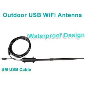 Image 5 - عالية الطاقة في الهواء الطلق واي فاي هوائي 150Mbps USB اللاسلكية واي فاي محول 1 كجم مكبر للصوت المسافة متعددة الاتجاهات بطاقة الشبكة اللاسلكية