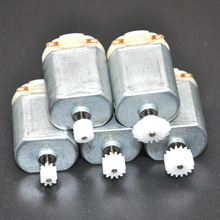 Free shipping  5PCS/ 130 Small DC motor 3 to 5V Miniature mo