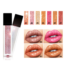TEAYASON 12 Color Lip Kit Matte lipstick birthday edition kit Waterproof Long Lasting Liquid Pigment Nude Gourizer Gloss