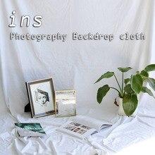 Vintage ahşap tahıl bezi kalınlaştırmak kumaş fotoğraf Backdrop fotoğraf aksesuarları fotoğraf stüdyosu gıda tahıl ekmek masa örtüsü sahne