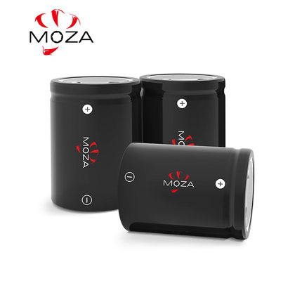 MOZA 3PCS Rechargeable 26350 2000mAh Lithium Battery Power Supply for MOZA AIR MOZA AirCross Handheld Gimbal Stabilizer