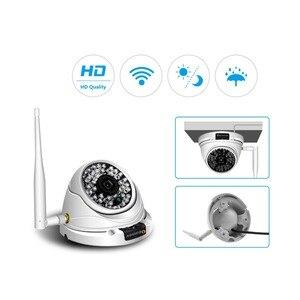 Image 2 - Einnov 8CH 1080P 2MP אלחוטי חיצוני אבטחת בית מערכת NVR Wifi Ip ערכת CCTV סט כיפת וידאו מעקב ערכות Ip Cam