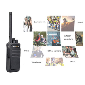 Image 5 - A 쌍 Retevis RT617/RT17 워키 토키 PMR 라디오 PMR446/FRS 복스 USB 충전 핸디 2 웨이 라디오 방송국 Comunicador 송수신기