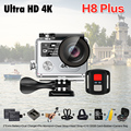 Новый!! оригинал Экен H8 plus Ultra HD действий камеры 4 К/30fps 1080 P/120fps wi-fi Ambarella A12S75 Идти водонепроницаемый мини-камера pro yi 2