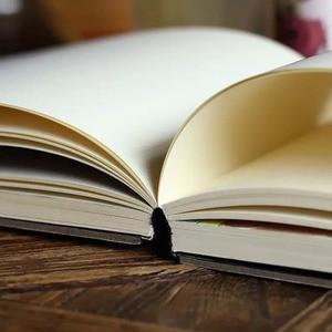 Image 5 - 1 szt. Kreatywny 288 arkuszy wrażenie ręcznie malowany notatnik moda drukowanie Graffiti Sketchbook wielki prezent biznesowy notatnik