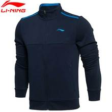 Li-Ning Men's AT DRY BASE Sweaters Quick Dry Comfort Breathable Fitness Training LiNing Sports Jackets AWDL427 MWW1126