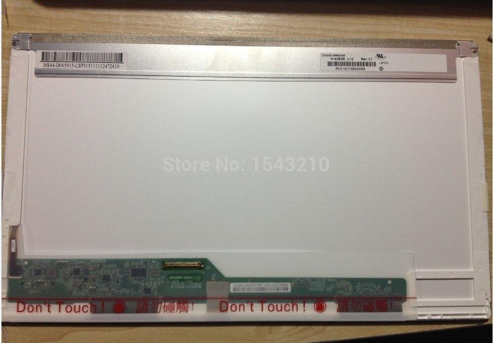 N140BGE-L12 N140BGE-L22 N140BGE-L21 N140BGE-L11 BT140GW01 HSD140PHW1 14.0 Laptop LED Panel