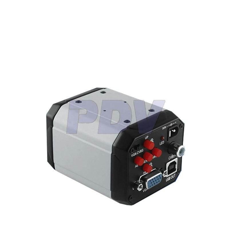 VGA 200W High speed HD Industrial Camera, VGA Webcam, AV Interface USB Interface
