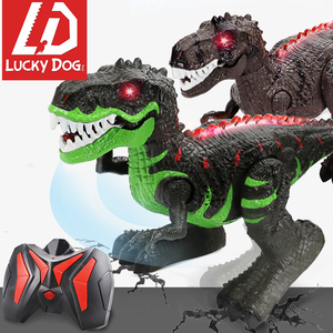 Image 2 - Remote Control Robot Dinosaur toy Educational Toys for Child