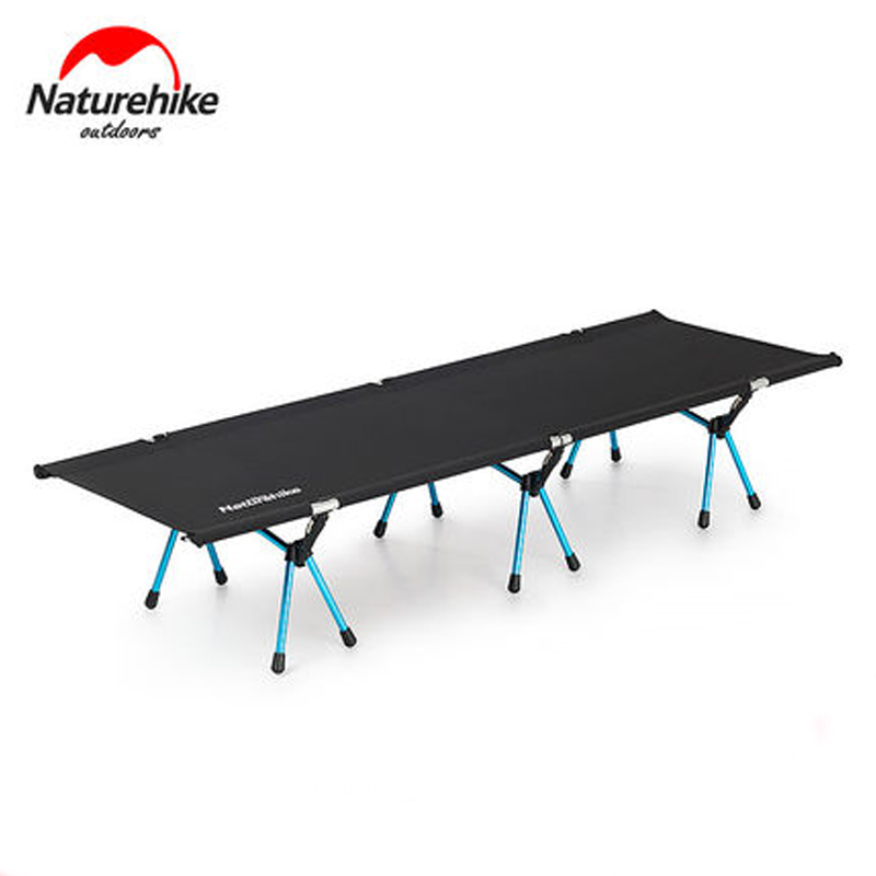 Naturehike Foldable Bed Camping Mat Portable Folding Beach Tent Bed Sleeping Pad for Hiking Nap high quality barbecue camping equipment matelas gonflable tourist tent mat sleeping blanket beach mat yoga pad