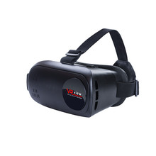 New smart VR glasses virtual reality 3D headset Bluetooth headset box glasses movie DVD