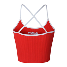 Sexy Women Crop Top Summer Honey Letter Embroidery SI01