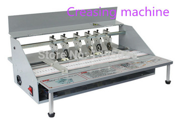 цена на Paper Punching Machine Cutting and Creasing Machine Electric Book Cover DDYHJ10
