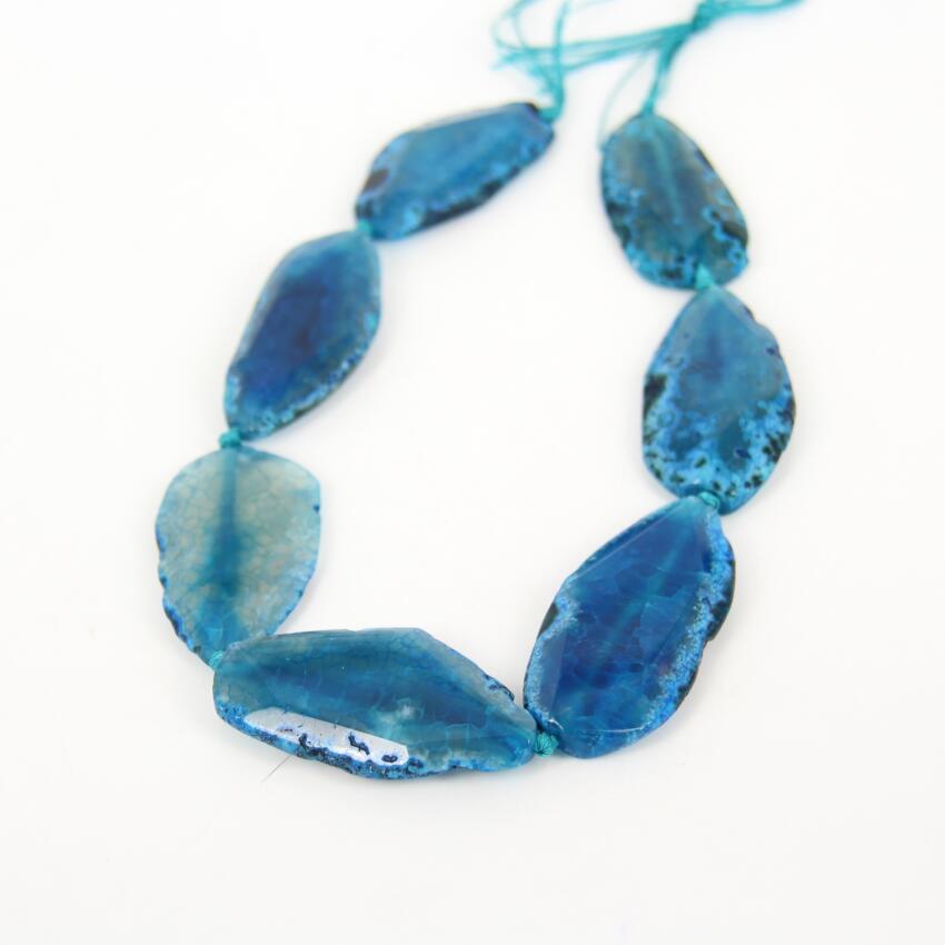 Приблизительно 7 шт. Strand большой синий Дракон вен купля граненый кусочек свободные Бусины Цепочки и ожерелья, полированная Натуральный каме...