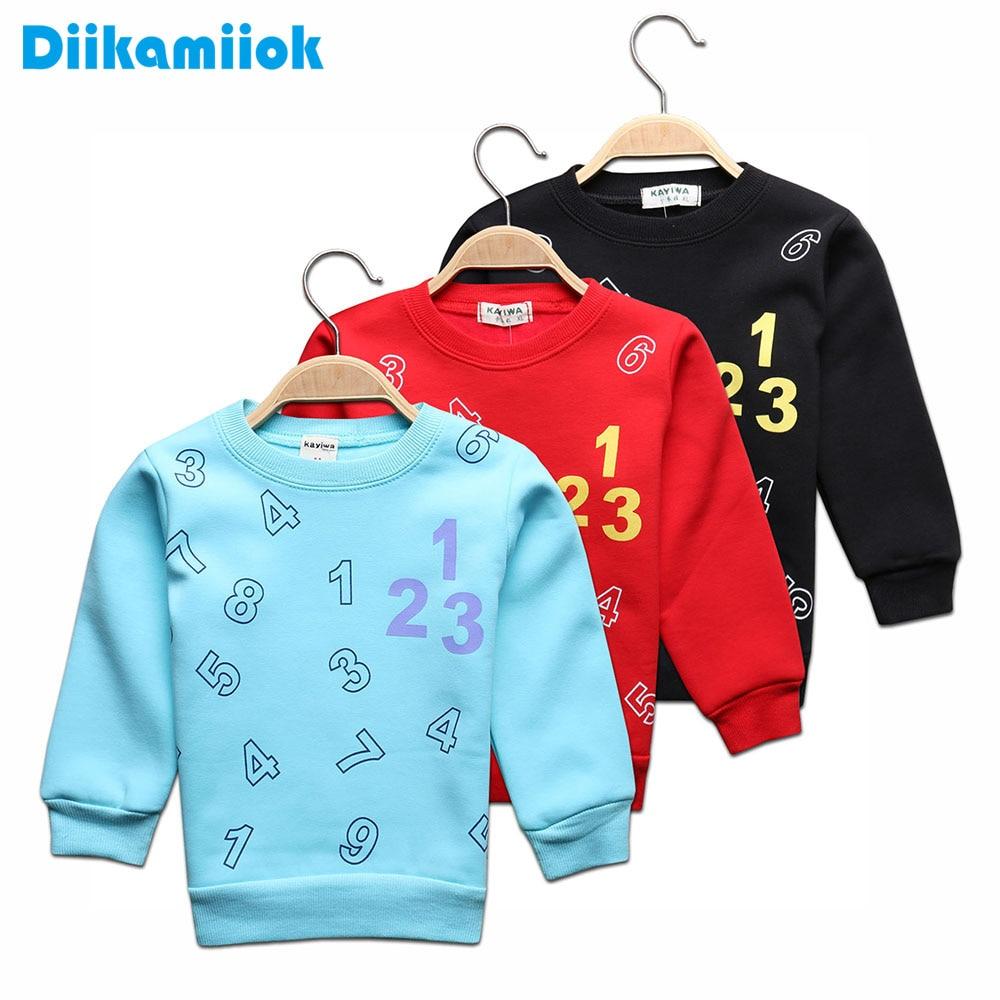 Hot Sale 2Pcs Baby Girls Long Sleeve Hooded Smiling Print Sweatshirt Sports Top Kids Boys Winter Jeans