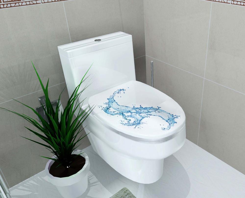 HTB1seP8OpXXXXX XpXXq6xXFXXXG - Multi-style Bathroom Stickers On The Toilet Muurstickers Home Decor Waterproof Painting Wall Decal Pegatinas De Pared