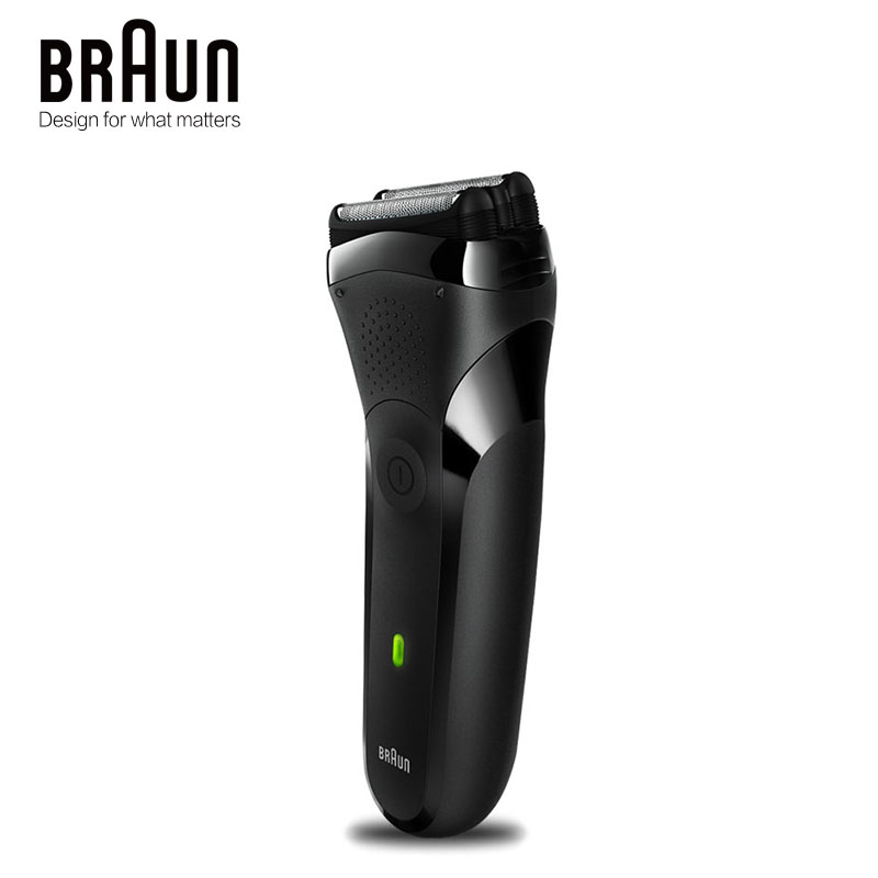 Braun Series 3 301S Men's Electric Razor Whole Body Washable Quick Charge Reciprocating Shaving Electric Shaver