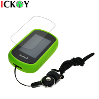 Outdoor Hiking Handheld GPS Protect Green Silicon Rubber Case Skin For Garmin ETrex Touch 25 35
