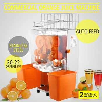 Orangensaftpresse Hotels Edelstahl Profi Gastronomie Orangen Presse Entsafter