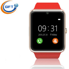 GFT GT08A smart watch sim phone watch for Android sports wrist watch font b smartwatch b