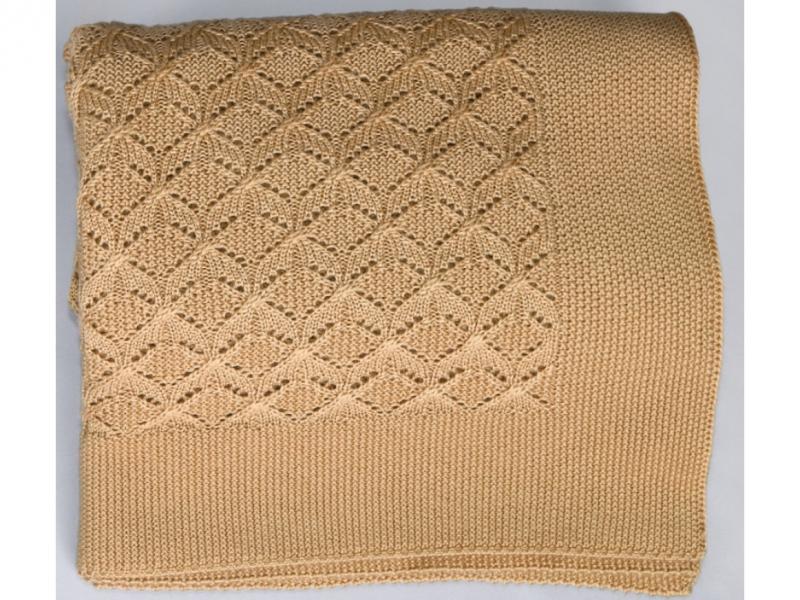 Plaid knitted Herringbone (straw) round crossbody straw bag
