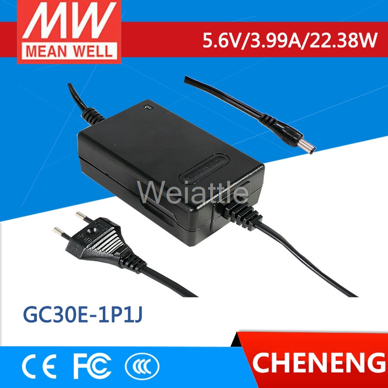 MEAN WELL original GC30E-2P1J 8.4V 3A meanwell GC30E 8.4V 25.2W Power Adaptor with Charging FunctionMEAN WELL original GC30E-2P1J 8.4V 3A meanwell GC30E 8.4V 25.2W Power Adaptor with Charging Function