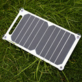 5 v 5 w panel solar banco diy hogar portable de la energía solar Panel de carga Del Cargador del Panel Solar del USB para el Teléfono Inteligente para samsung