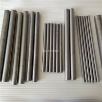 Seamless titanium tube titanium pipe 30mm outside diameter,28mm inside diameter,1mm wall thick ,9 pcs ,Paypal is available