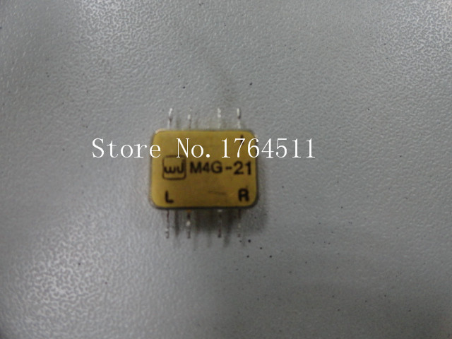 [BELLA] Wj M4G-21/30 RF Microwave Power Tube  --2PCS/LOT