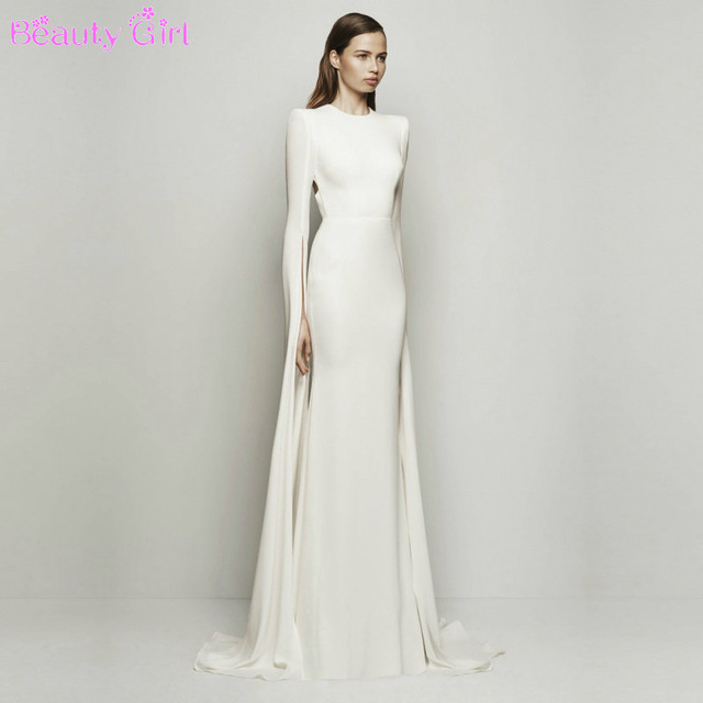 Long White Designer Dresses