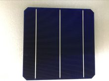 High Efficiency Up To 5.0 Watt Solar Cell For Sale,Monocyrstalline Solar Cells 156x156(China)