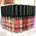 matte lipstick Long-lasting Lip Gloss Waterproof / Water-Resistant liquid lipstick 24 colors E8
