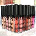 Batom matte Long-lasting Lip Gloss À Prova D' Água/Water-Resistant batom líquido 24 cores E8