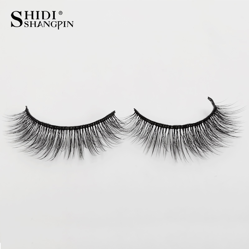 HTB1seRHbyzxK1RjSspjq6AS.pXaT Natrual long 3D Mink False Eyelashes wholesale 4 pairs Fluffy Make up Full Strip Lashes 3D Mink Lashes faux cils Soft Maquiagem