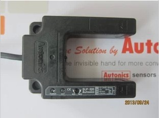 South Korea AUTONICS Otto Nicks plastic shell U photoelectric sensor BUP-30S . otto nicks autonics optical fiber sensor bf3rx original genuine