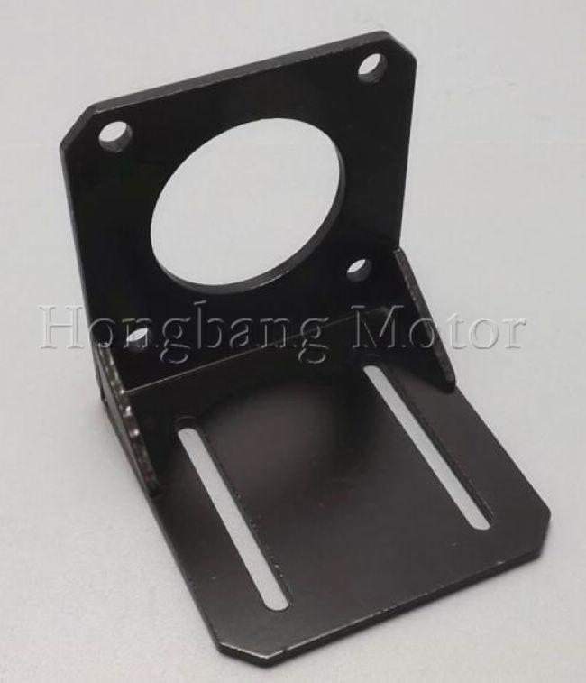 1pcs free shipping nema 23 stepper motor mounting l for Nema 23 motor mount plate
