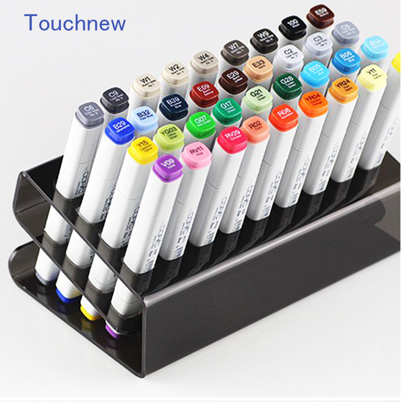 Crafters Companion new design Acrylic Marker storage Rack Markers Holder,Empty-Holds 36/70