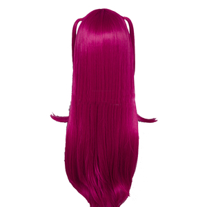 Image 3 - L email парик, игра Fate Grand Order Elizabeth Bathory Косплей парики 65 см длинные термостойкие синтетические волосы парик для косплея