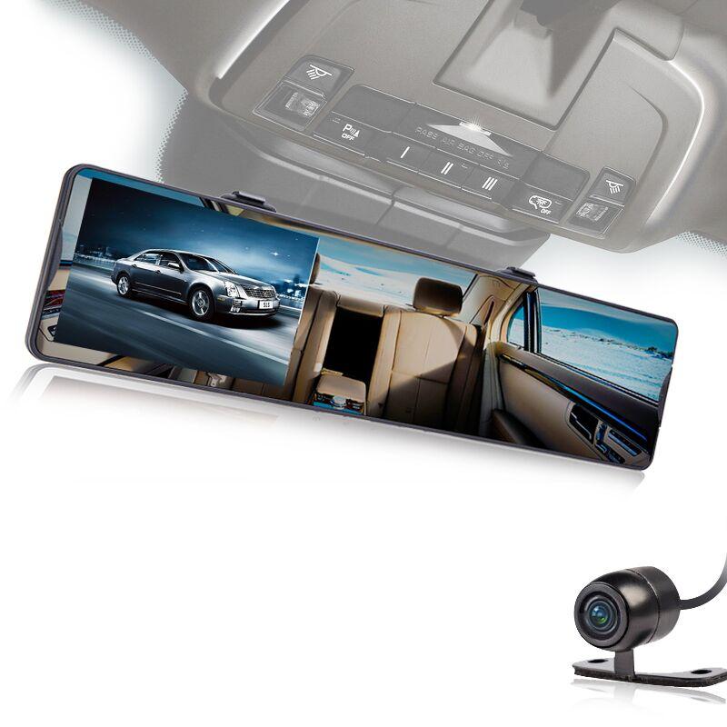 168 P 2017 Más Nuevo coche cámara trasera HD 1080 P WIFI auto cámara del registr