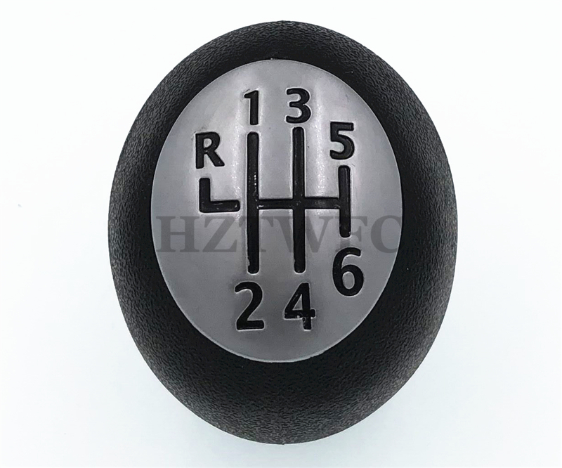 Free Shipping 6 Speed Gear Knob Shift Stick For RENAULT TRAFIC MEGANE SCENIC Vauxhall For OPEL цены