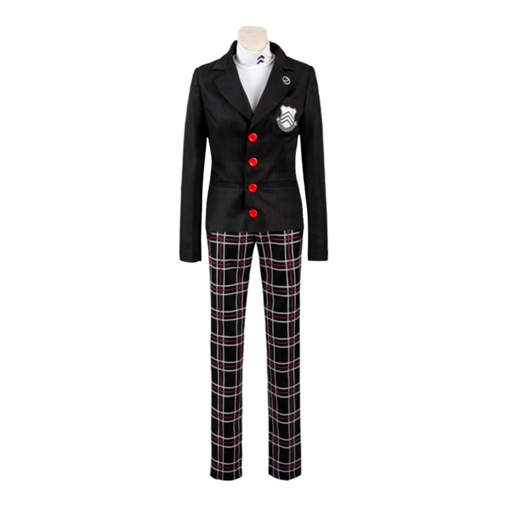 Persona 5 Protagonist akira kurusu Cosplay Costume